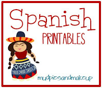 Spanish Printables