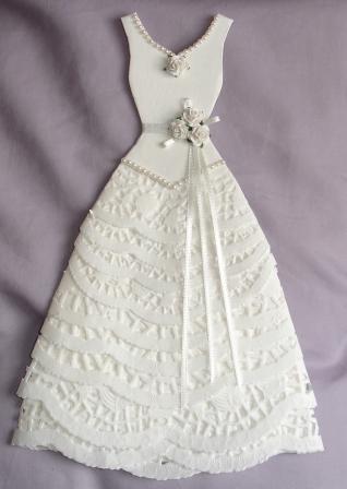 Jacques junque paper dresses