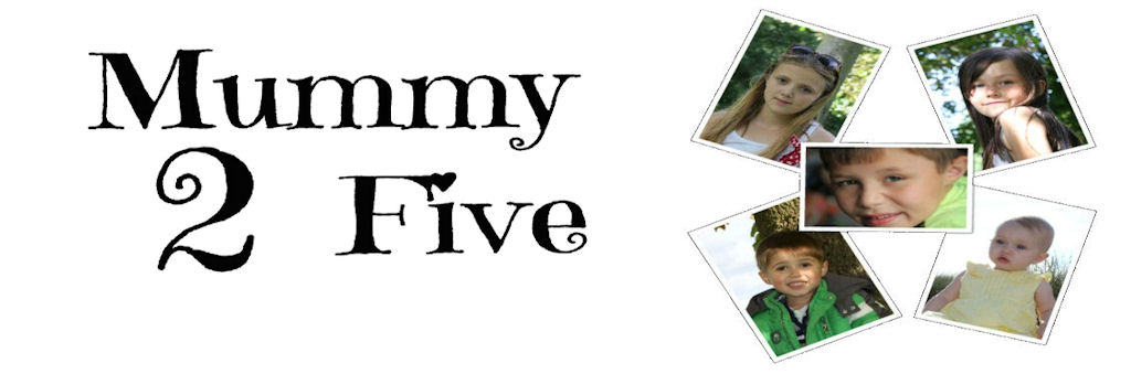 Mummy2five