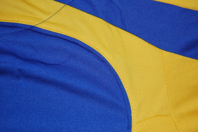 Barbados football shirt