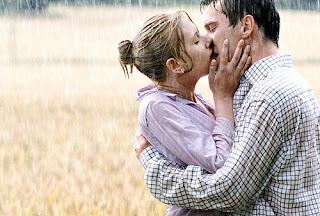 RAIN KISSING