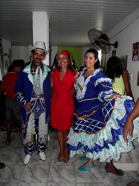 A Consa da Venezuela, Nataly e Silvio