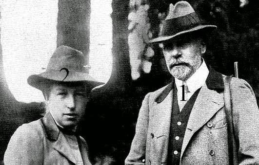 Ernst Günther et Dorothea, duc et duchesse zu Schleswig-Holstein-Sonderburg-Augustenburg