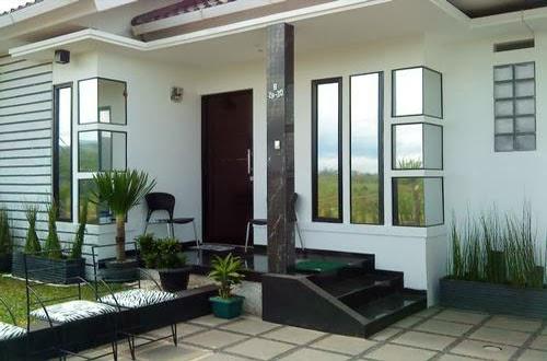 kumpulan gambar model teras rumah minimalis 2017 1001