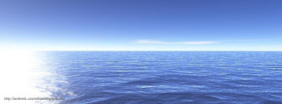 Couverture journal facebook mer