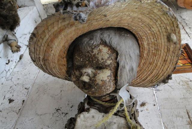Bienvenidos a la Isla de las Muñecas, el lugar más espeluznante de México