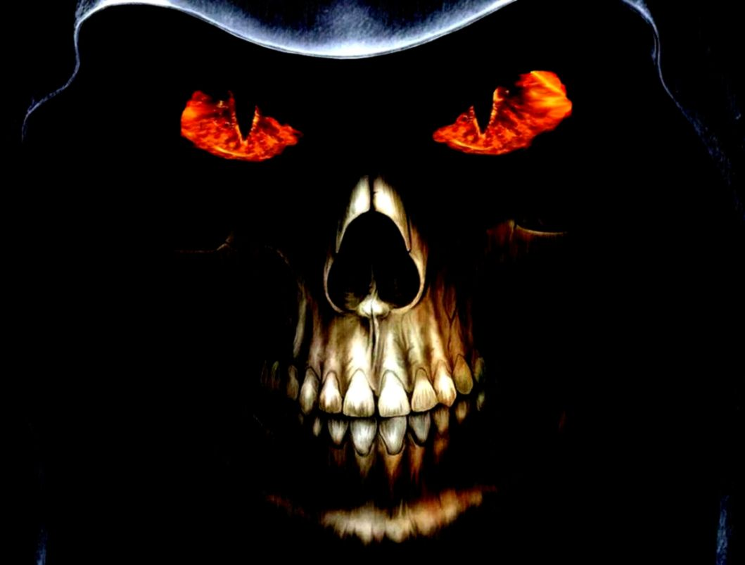 Skull 3d wallpaper hd wallpapers collection view original size voltagebd Image collections