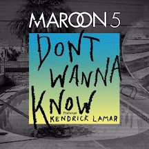 "New single ""Don't Wanna Know"" is now available!"