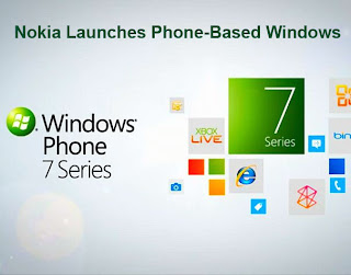 Nokia Launches Phone-Based Windows