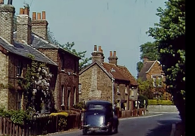 Hayes Middlesex 1955