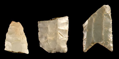Alaskan spear points raise new questions about human arrival in North America