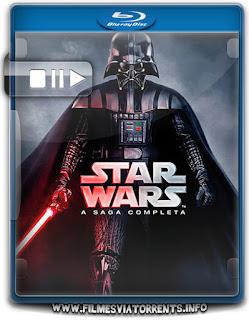 Star Wars: A Saga Completa - Episódio I, II, III, IV, V, VI