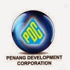 Jawatan Kerja Kosong Perbadanan Pembangunan Pulau Pinang (PDC) logo