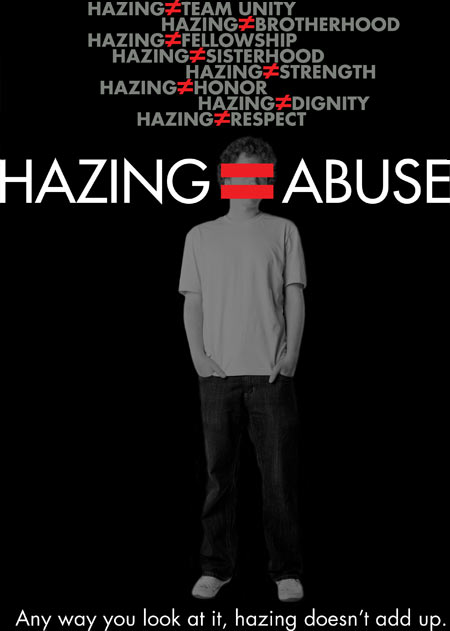 stop hazing Read about policies on hazing at ucsd and how to report hazing incidents.
