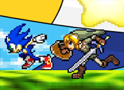 Final Fantasy Sonic Destination X