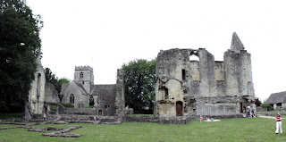 Ruins of Minster Lovell