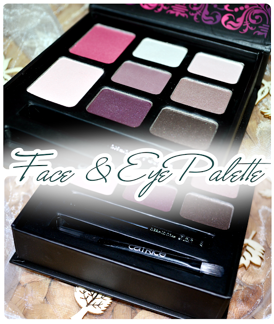 Review Catrice Arts Collection Barock FACE & EYE PALETTE