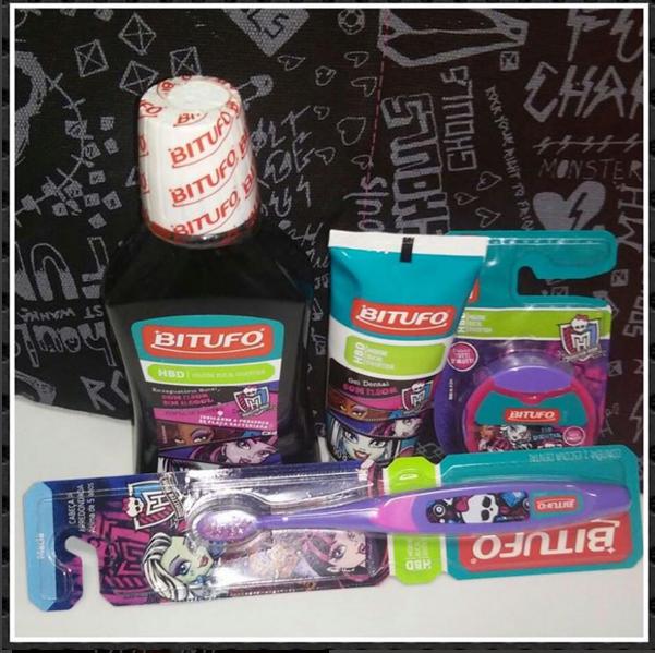 Nova linha infantil licenciada Monster High da Bitufo