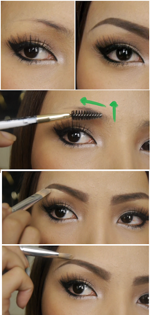 Beautiful Eye Brows for Beginners