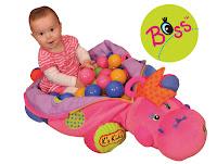 disseny bossa joguines nens drac