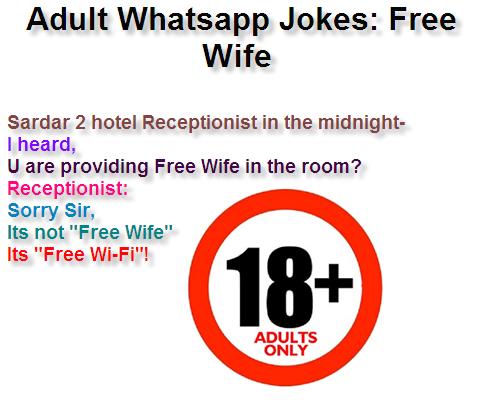 best adult jokes