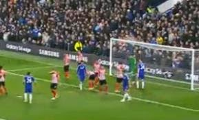 Chelsea vs Southampton 1-1 VIDEO Gol