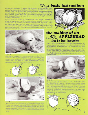 apple head dolls instructions