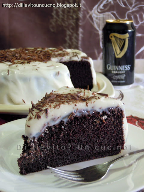 Guinness Cake