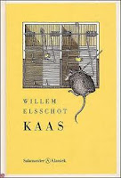 leuk omslag, maar in de roman is geen muis of muizenval te ontwaren
