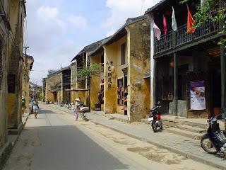 Rues de Hoi An, Vietnam