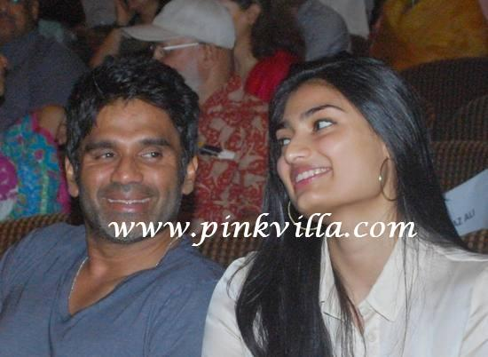 Athiya Shetty latest pic 2012 - Athiya shetty Pics - Sunil Shetty Daughter