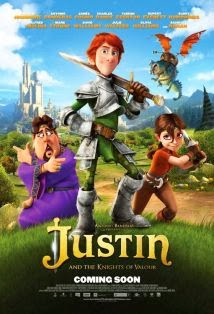 watch JUSTIN AND THE KNIGHTS OF VALOUR 2013 movie streaming free online movies stream