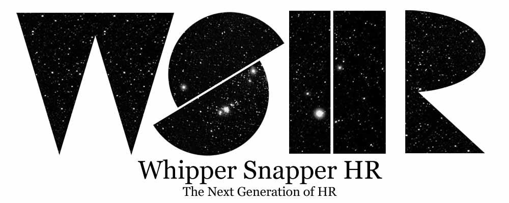 Whipper Snapper HR