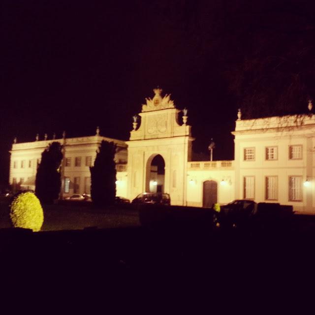 Tivoli Palacio de Seteais hotel Sintra