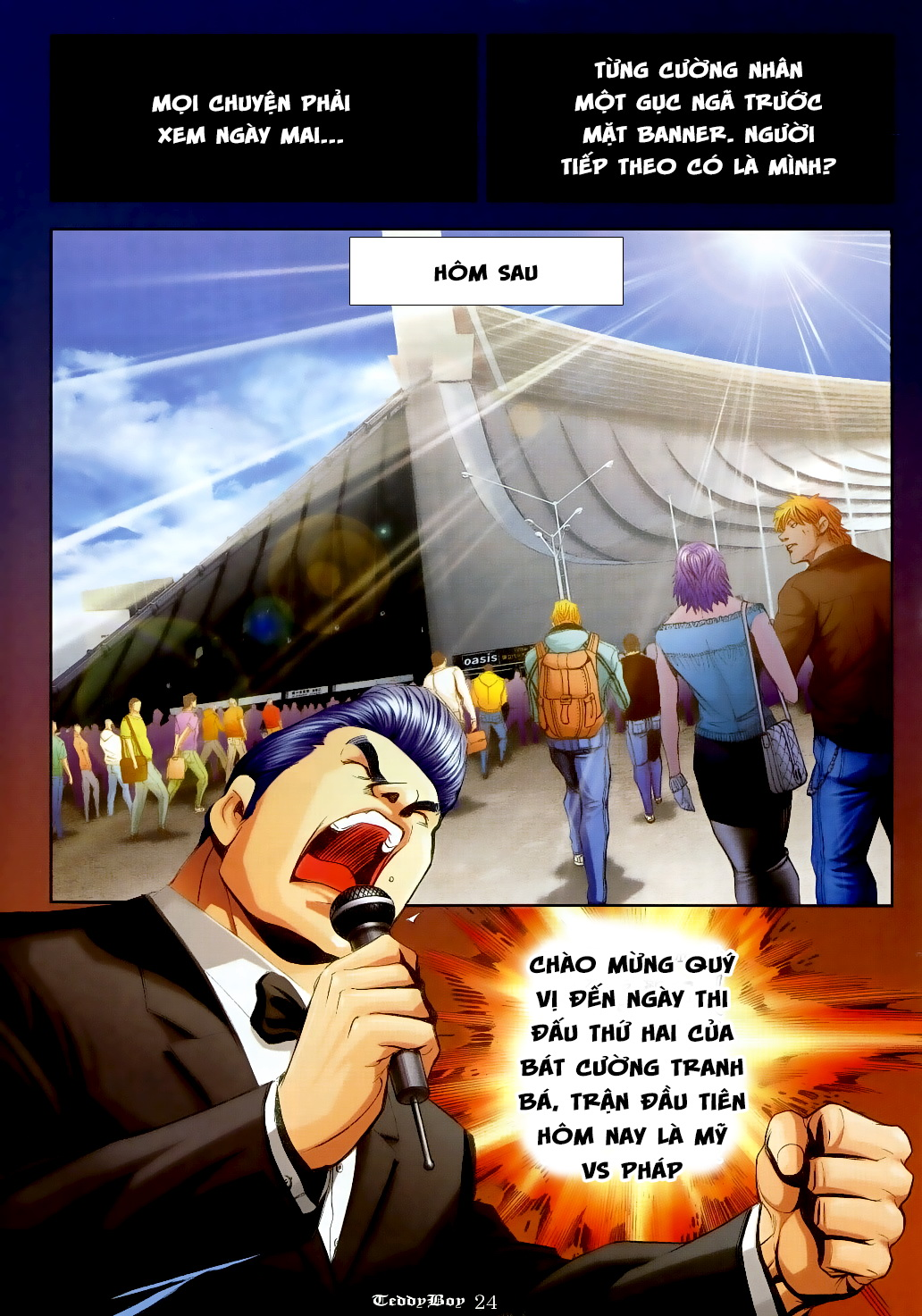 Người Trong Giang Hồ Chap 975 - Truyen.Chap.VN