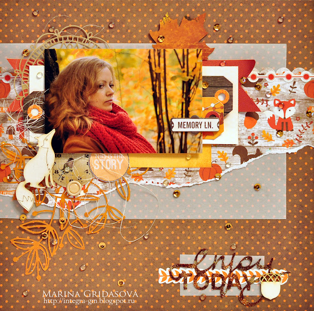 Robin's Nest DT Call @akonitt #layout #by_marina_gridasova