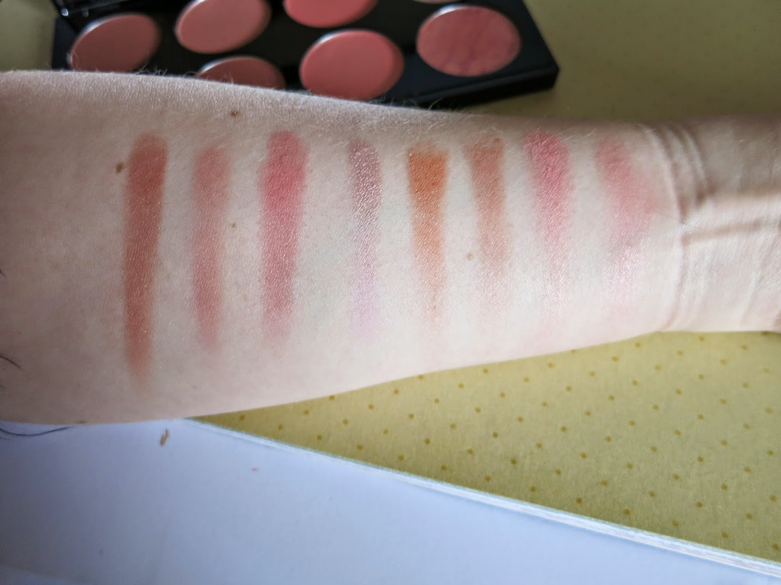 makeup revolution haul review budget beauty makeup