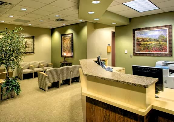 Foundation Dezin Decor Office Waiting Area Designs