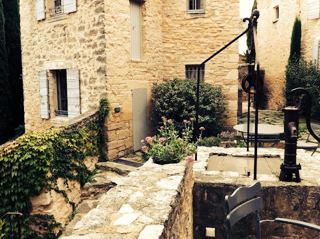 hotel en la provenza