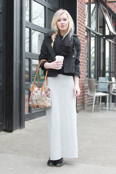 Do you wear maxi dresses in the fall/winter?