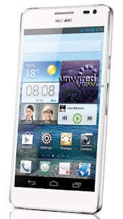 Ready to Launch Huawei Ascend D2, 5 Inches Full HD Smartphone with Quad Core Processor