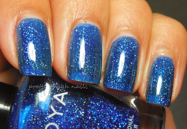 Zoya Dream Swatch And Review