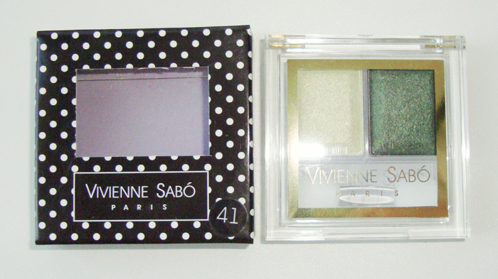 Reviews, Vivienne Sabo, Jeter du Chic, Duo Eyeshadows