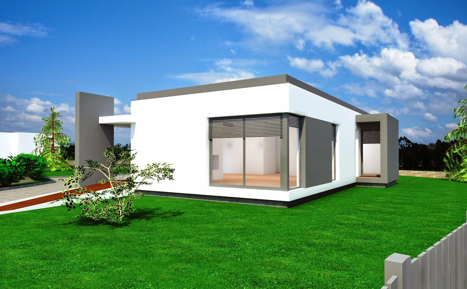 Casas modulares steel houses steel houses arouca - Casas modulares portugal ...