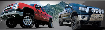 Suspension Lift Kits For Truck
