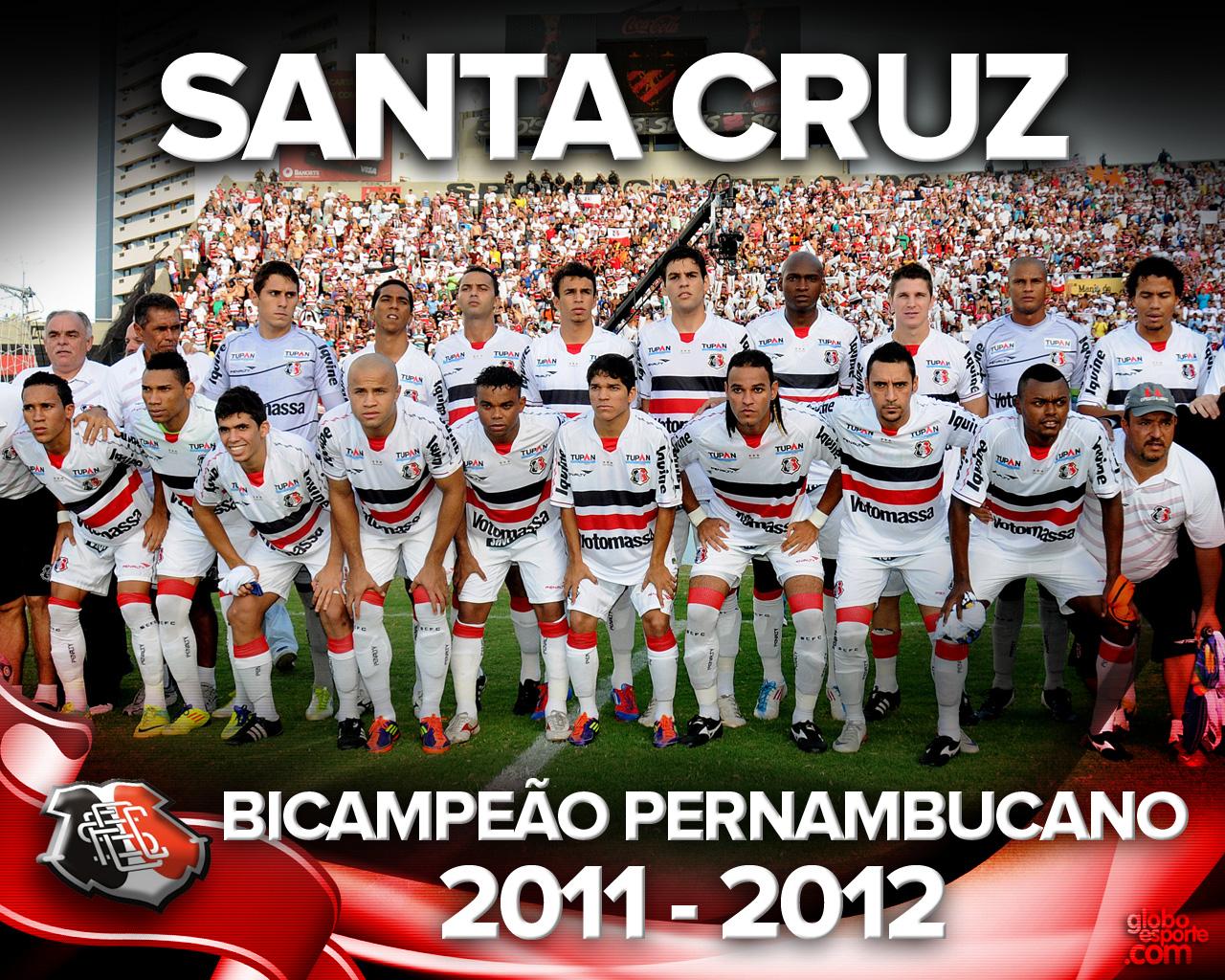 Santa Bicampeão! Sport 2 x 3 Santa Cruz - Melhores Momentos - Final ...