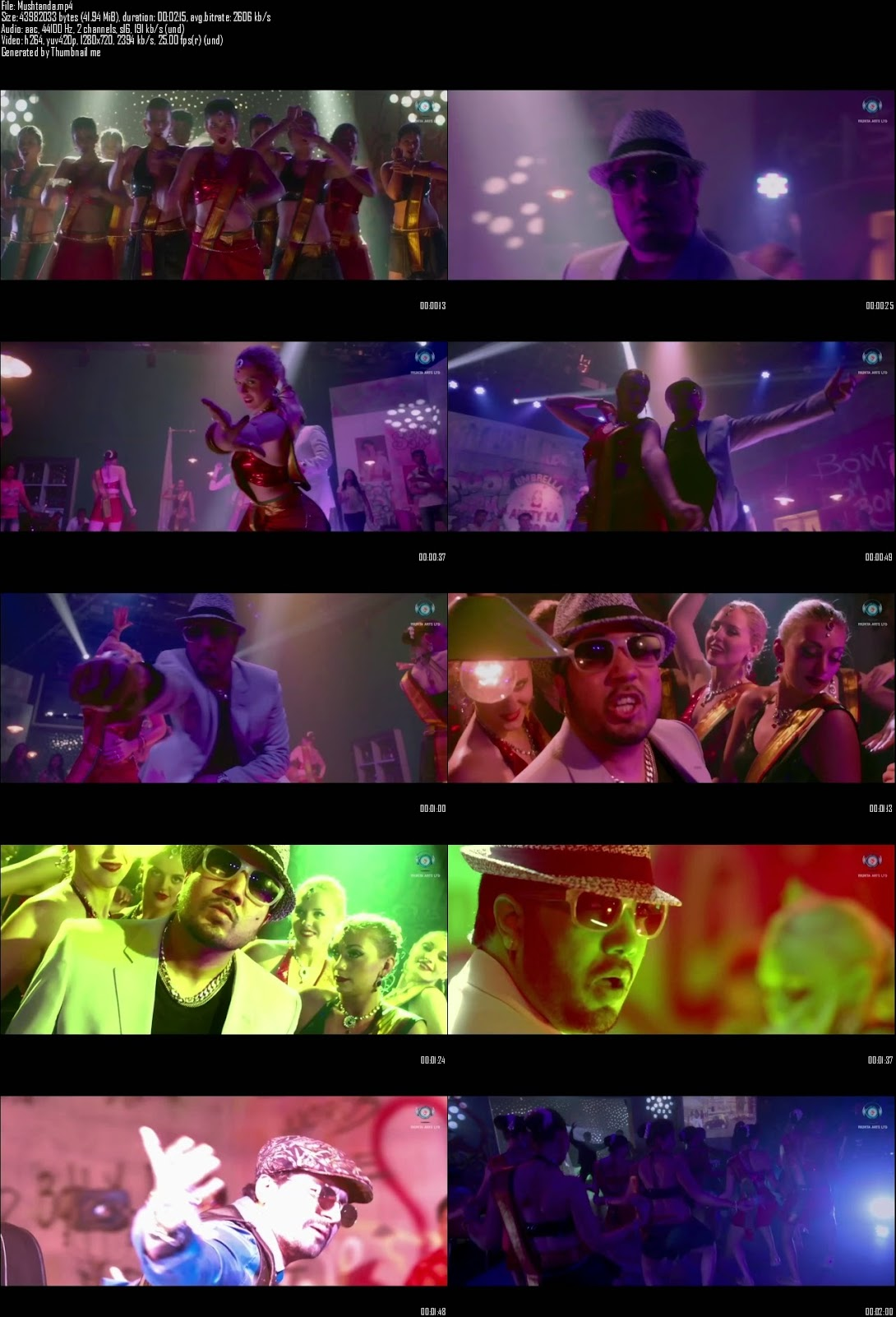 Mediafire Resumable Download Link For Video Song Mushtanda - Kaanchi (2014)