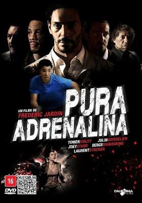 Filme Poster Pura Adrenalina DVDRip XviD Dual Audio & RMVB Dublado