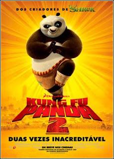 Kung Fu Panda 2 – Legendado