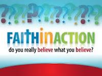 iman yang bertindak